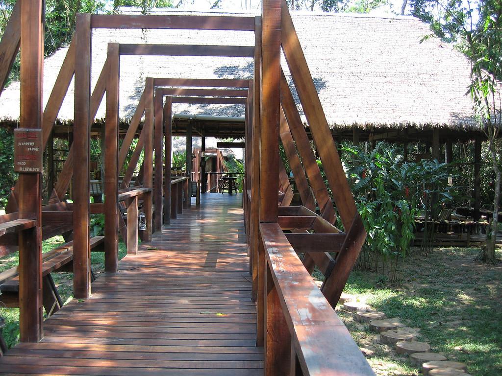Our Lodge, Posada Amazonas