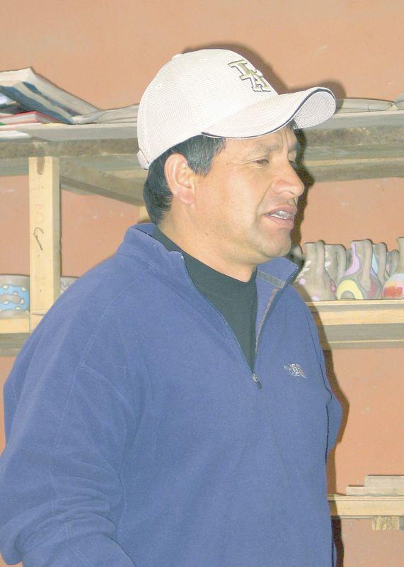 Juan, the latest Peruvian pop singer