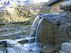 Fountain at ruins of Ollantaytambo, Peru