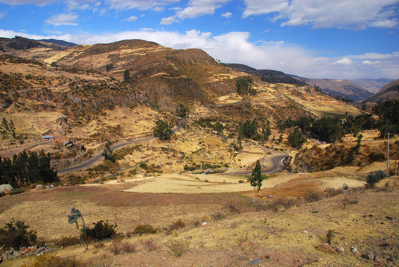 Cusco - Nasca road