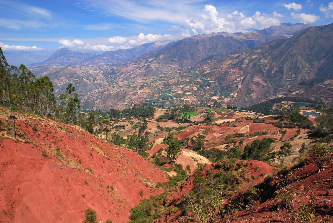 Cusco - Nasca road