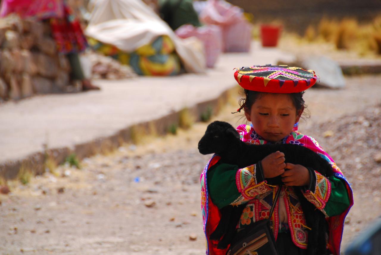 Cusco - Nazca road