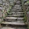Inca stairs and stonework