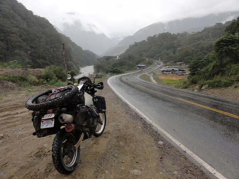 Still raining in northern Peru
