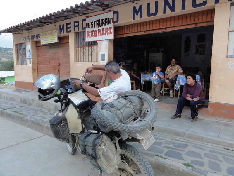 La Pampa. Peru