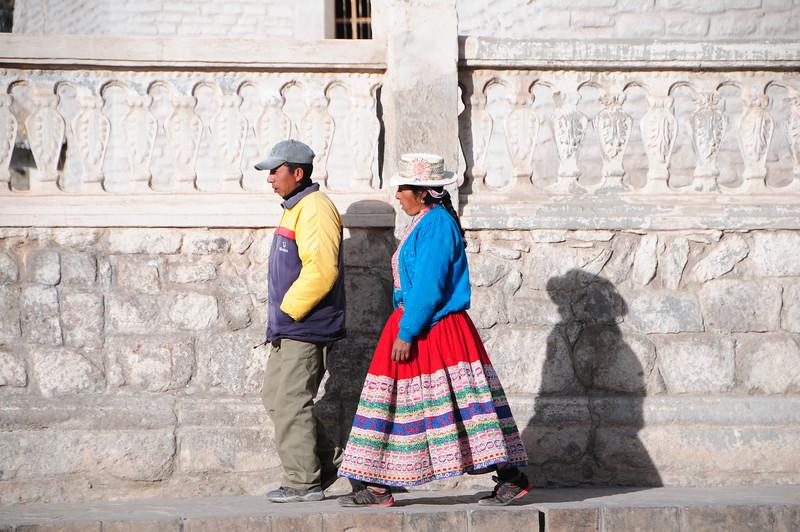 Chivay, Peru