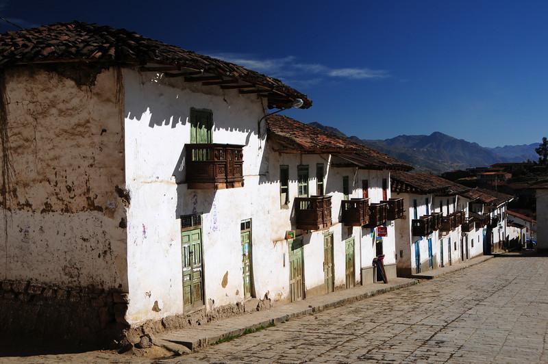 Chacas, Cordillera Blanca. Peru