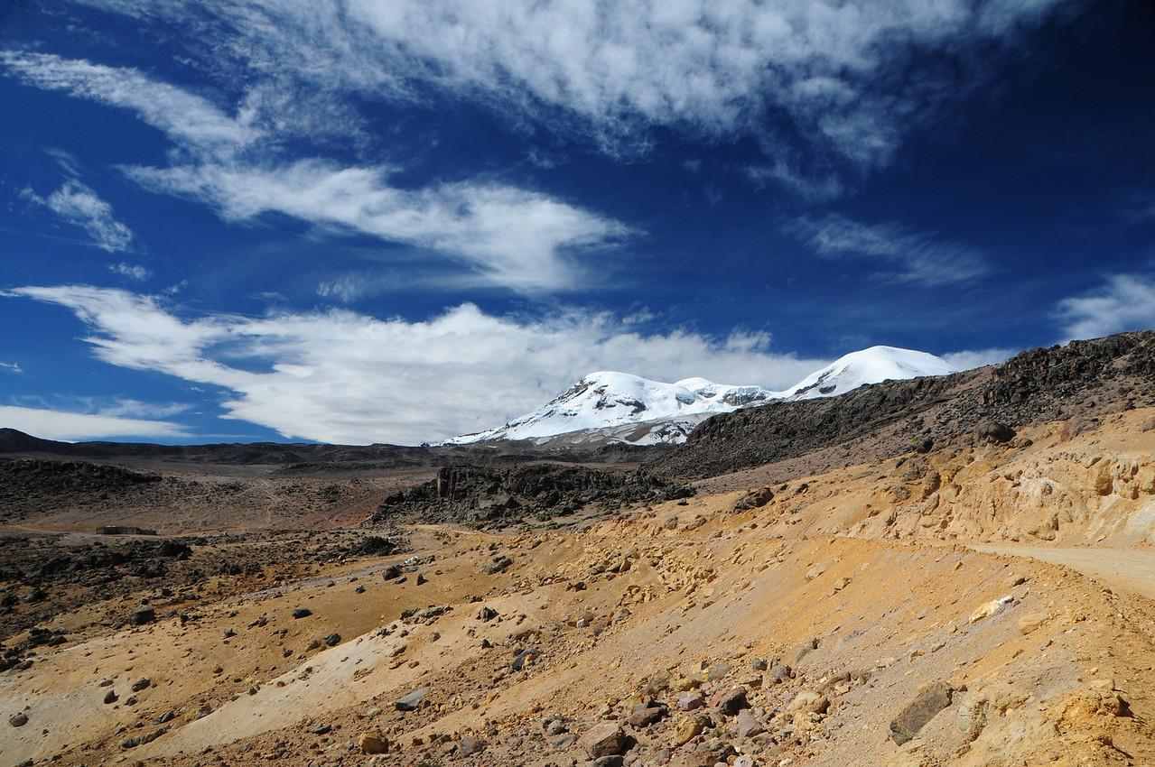 Road to Cotahuasi Canyon