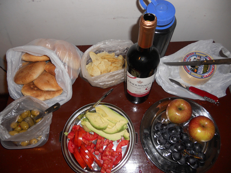 Cheese and wine with Adam