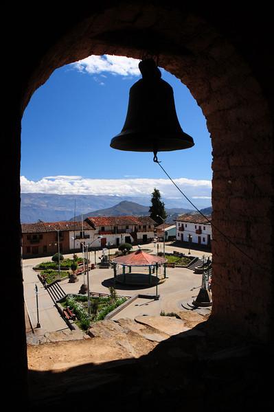 Llapo Village, nr Tauca. Peru