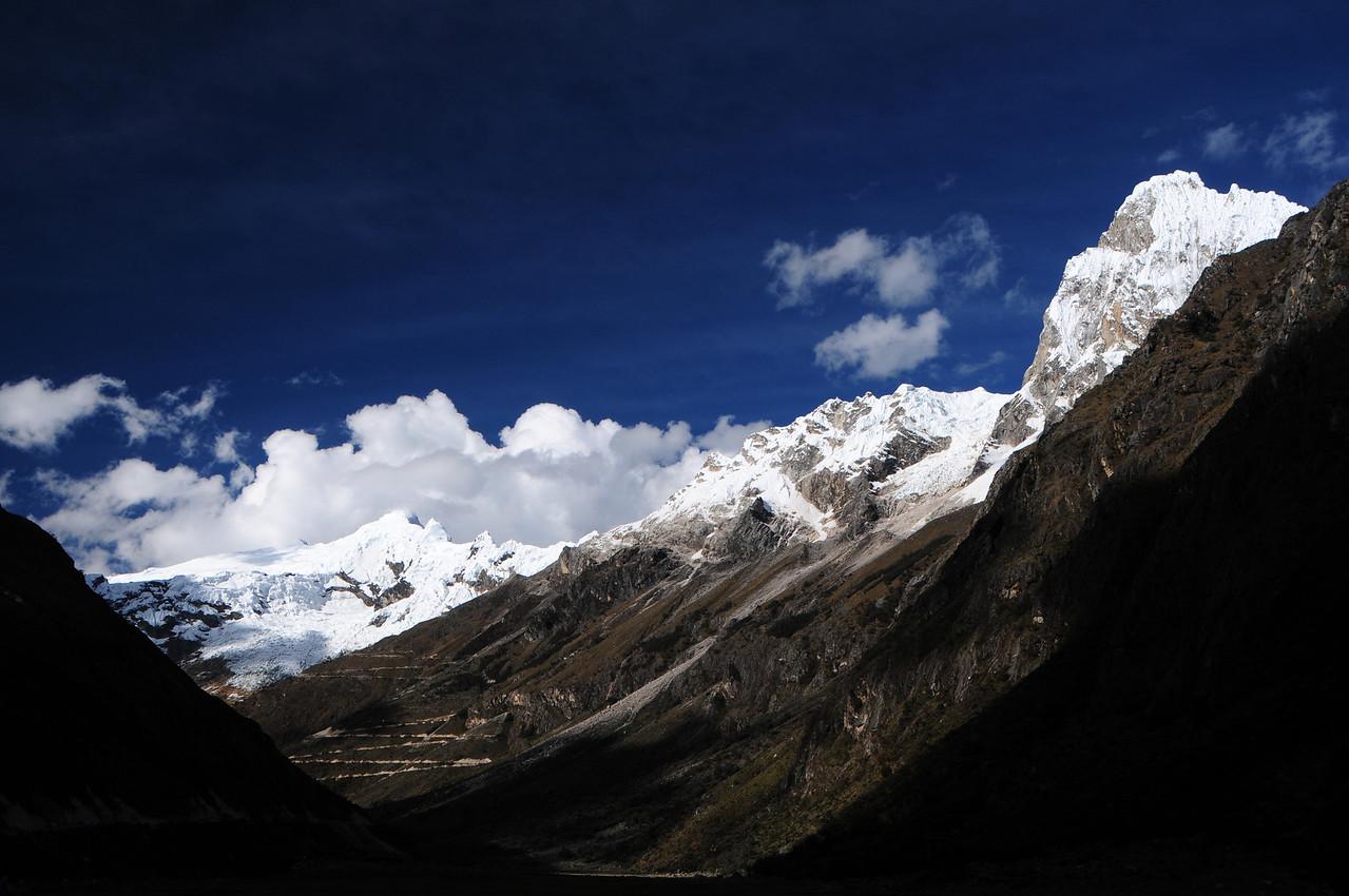 Quebrada Ulta.  Carhuaz - Chacas.  Cordillera Blanca. Peru