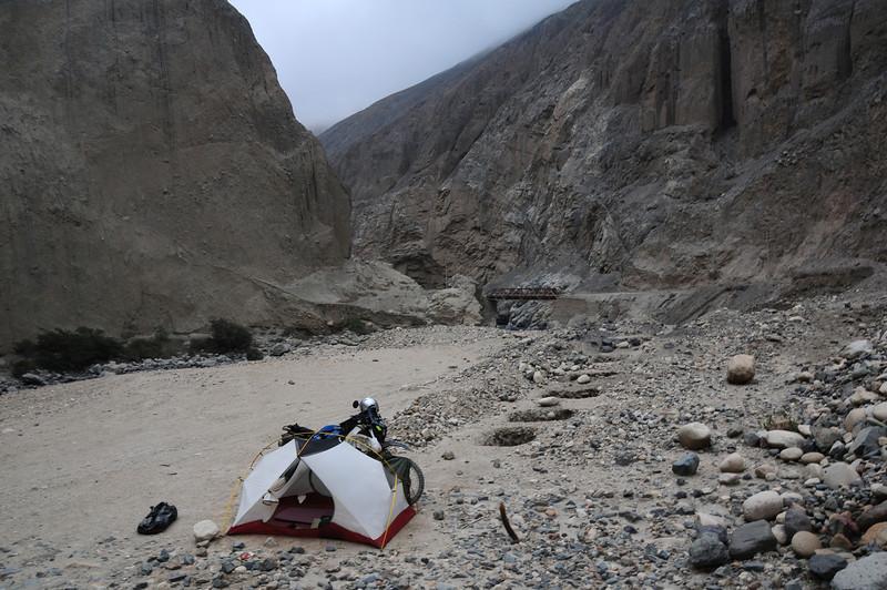 Chuquicara - Yuramarca road  (PER007 GPS). Peru