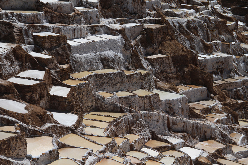 More salt ponds at Maras