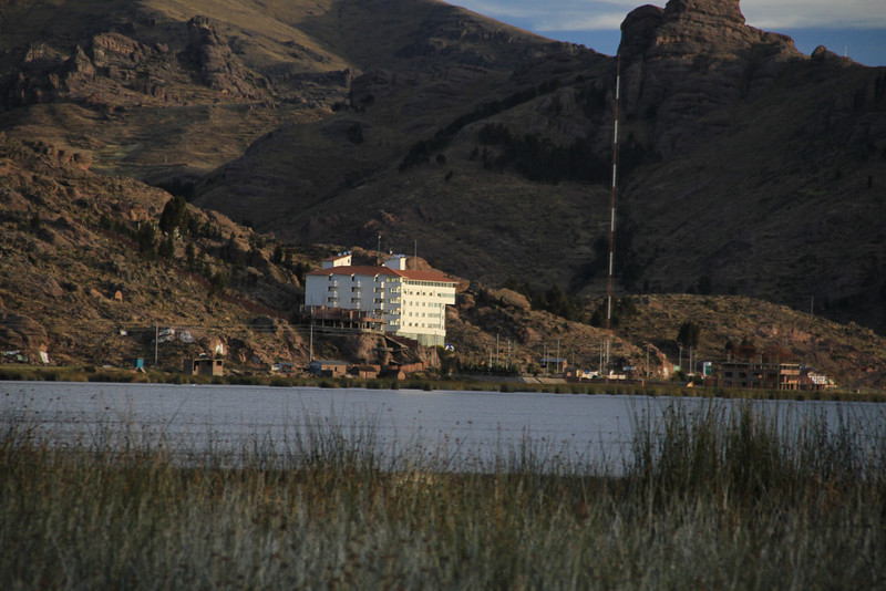 Our hotel in Puno<br />