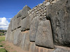 The Incans were crazy builders. (The small rocks in the upper middle are recent restoration)
