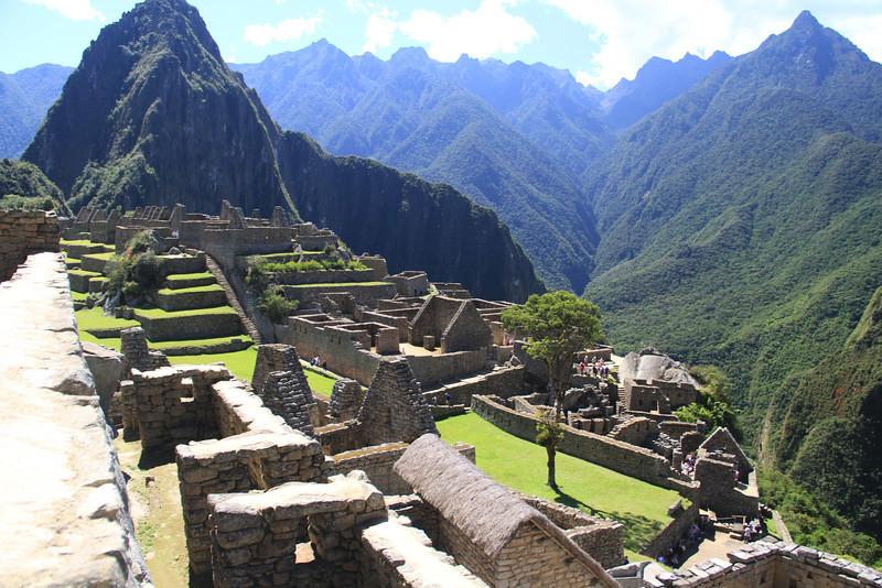 More Machu Picchu...