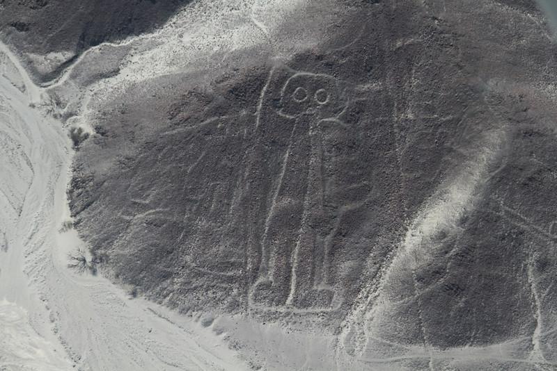 Nazca Line - The Astronaut