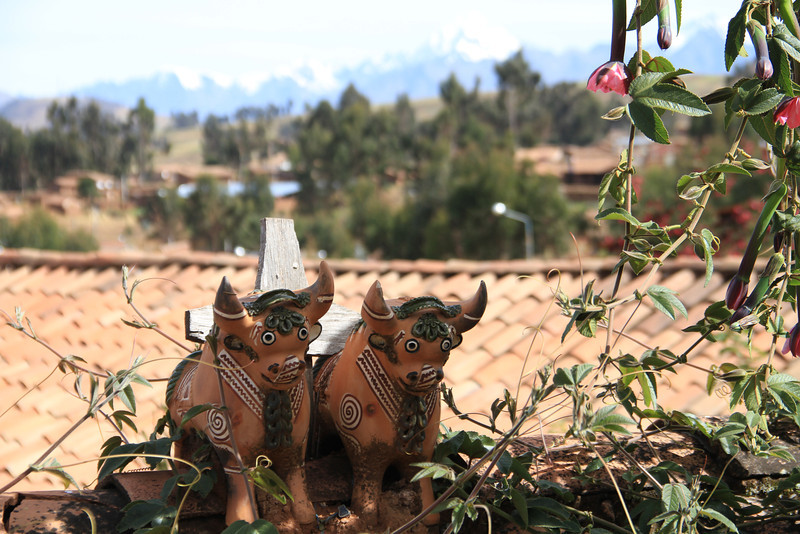 """I loved the """"Andean Good Luck Bulls"""", or """"toritos de Pucara"""", and had to get a picture of them. Crazily, someone on the internets took a picture of the exact same two bulls in 2010, and I found their picture as the first result in google:<br /><br /><a href=""""http://alpaca-suitcase.blogspot.com/2010/12/peruvian-fusion-andean-good-luck-charm.html"""" target=""""_blank"""">http://alpaca-suitcase.blogspot.com/2010/12/peruvian-fusion-andean-good-luck-charm.html</a>"""