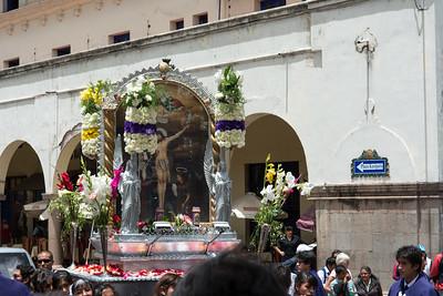 A moving Shrine.