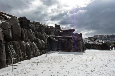 Ruins of Saksaywaman.