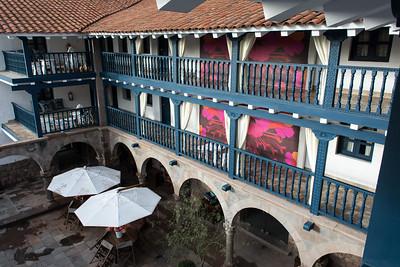 El Mercado Tunqui.