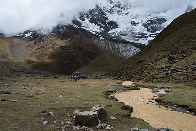 Humantay Mtn., Peru.