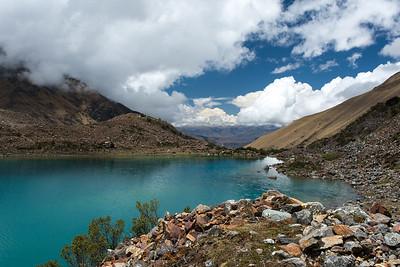 Humantay Lake.