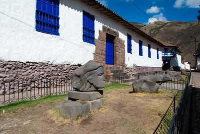 Andahuaylillas, Peru.