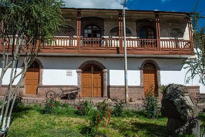 La Mansion Casa Hotel.