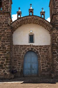 Village church -  Raqchi (Racchi), Peru.