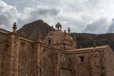 Dome of Santa Isabel.
