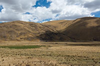 La Raya, Peru.