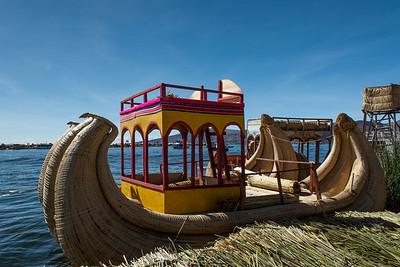 A Tortola Reed boat.