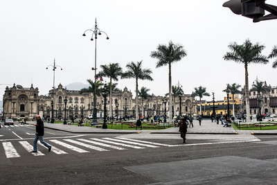 La Catedral (The Cathedral) Lima.