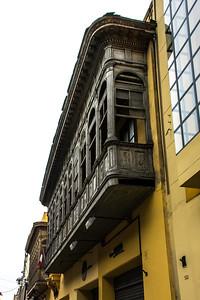 Colonial Architecture.