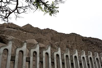 Huaca Pucllana.