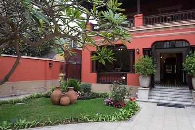 Antiqua Miraflores Hotel.