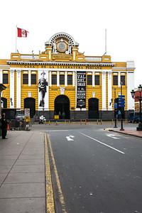 House of Peruvian Literature.