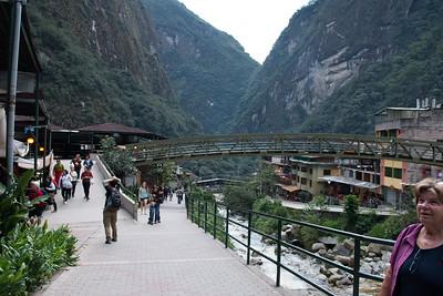Aguas Calientes, Peru.