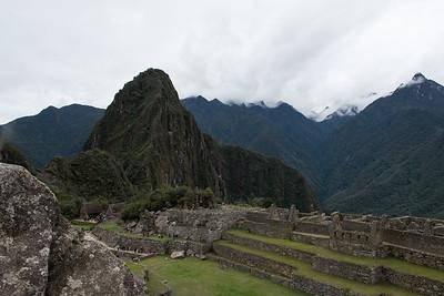 Huayna Picchu.