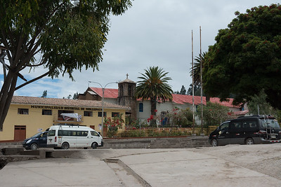 Municipal building.