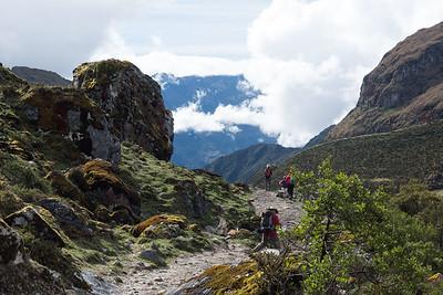 Huayracmachay - Vilcambamba Mountain Range, Peru.