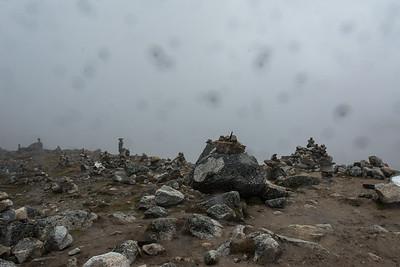 Salkantay Mtn. - Vilcambamba Mountain Range, Peru.