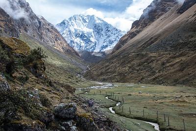 The Rio Blanca Valley.