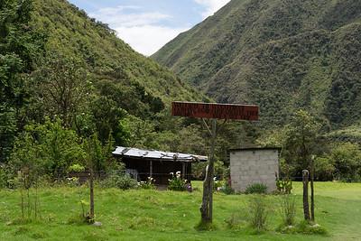 Winaypocco campground.