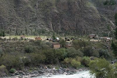 Farming village.