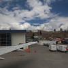 Cusco airport, 12,000 ft