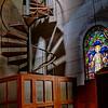 Inside Iglesia de la Virgen Milagrosa