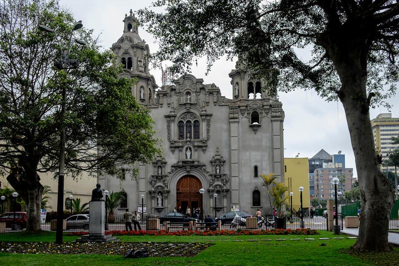 Iglesia de la Virgen Milagrosa