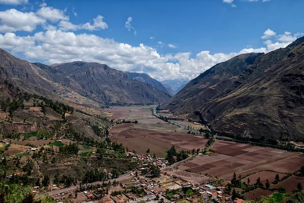 Sacred Valley - Pisac and Ollantaytambo